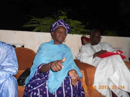 (Me Mbaye et Mamadou Sarr. Crdit photo : Al Akhbar)